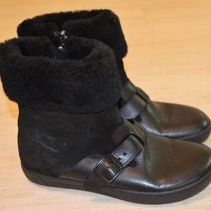 Birkenstock Shearling Boots